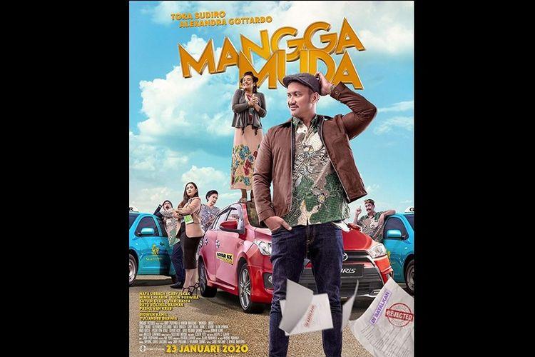 Poster Film Mangga Muda.