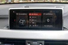 Ragam Fitur Kekinian dalam Layar Sentuh 8,8 Inci pada BMW X1 Terbaru