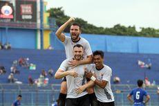 Hasil dan Klasemen Piala Gubernur Jatim 2020, Persija Pimpin Grup B