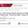 Cara Cek Jadwal Pertandingan dan Link Streaming Olimpiade Tokyo 2020