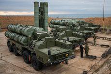 Rusia Tambah Sistem Pertahanan Udara S-400 di Crimea