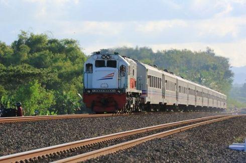 Banjir Jakarta, Perjalanan Kereta dari Bandung-Jakarta dan Sebaliknya Dibatalkan