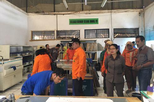 Pemkot Bina 18 Pabrik yang Lokasinya di Pinggir Kali Bekasi