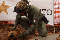 Bom Perang Dunia II Ditemukan, 54.000 Warga Kota di Italia Dievakuasi