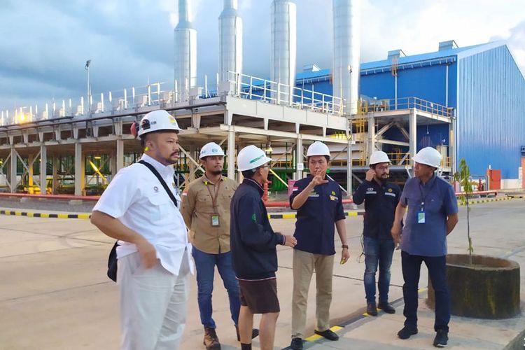 Monitoring Nataru, Kepala BPH Migas Minta Pertamina Jaga Pasokan BBM untuk PLTMG Maumere
