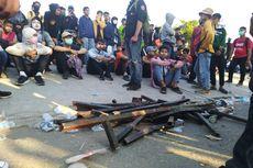Polisi Selidiki Kerusakan Fasilitas dan Penganiayaan Pascademo di Kantor DPRD Kaltim