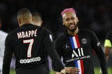 Nantes Vs PSG, Neymar Cedera Lagi di Hari Ulang Tahunnya