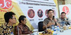 Jokowi Faktor Kunci Pemilihan Ketua Umum Golkar 2019-2024
