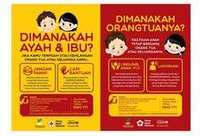 Yuk, Bantu Lindungi dan Laporkan Anak Hilang Korban Gempa ke Kemensos