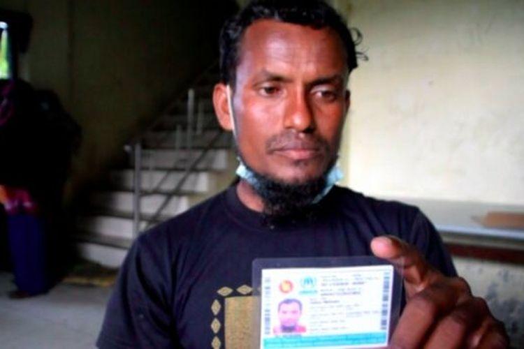 Seorang pengungsi Rohingya yang bisa berbahasa Melayu, Zaibur Rahman mengungkapkan bahwa mereka bertujuan ke Malaysia.
