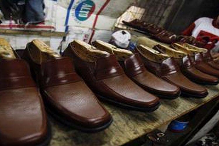 Ilustrasi. Sepatu Cibaduyut.