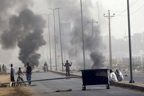 Tewaskan 30 Demonstran, Tindakan Keras Pasukan Keamanan Sudan Dikecam