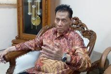Prof Muladi: RKUHP Tidak Ada Alasan Ditunda Lagi, Harus Disahkan