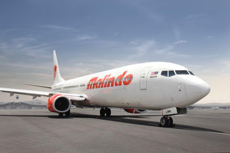 Armada Boeing dari Malindo Air.