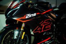 Sontek Modifikasi Suzuki GSX-R1000 Alex Rins yang Dipakai Latihan