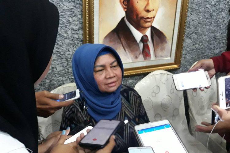 Menurut Direktur Pencegahan dan Pengendalian Penyakit Menular Langsung Kementerian Kesehatan (Kemenkes) Wiendra Waworuntu di Gedung Kemenkes, Jakarta Selatan, Jumat (31/1/2020).