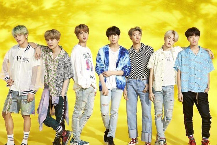 Boyband BTS akan merayakan ulang tahun ke-6 pada 13 Juni 2019 mendatang.
