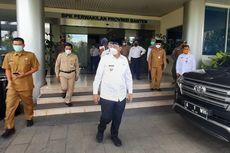 Tangerang Raya Terapkan PPKM Mikro Per Selasa, Gubernur Banten: Penyebaran Covid-19 Bergeser ke Klaster Keluarga