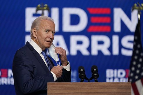 Joe Biden Menang Pilpres Amerika, Bagaimana Hubungan AS-China ke Depan?