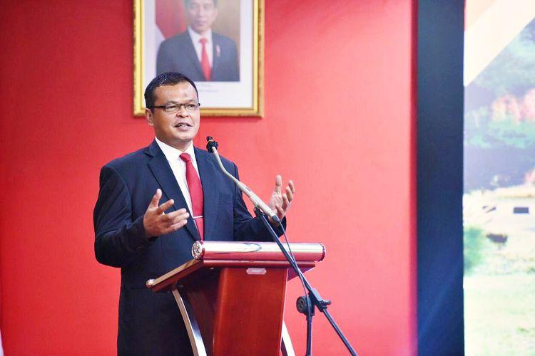 Kepala Lembaga Administrasi Negara (LAN) Dr. Adi Suryanto, M.Si