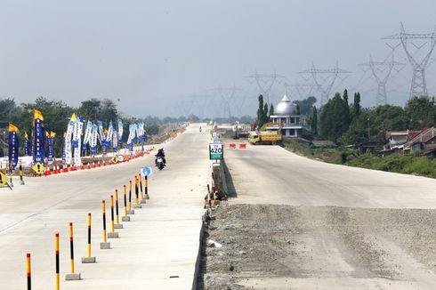 Ke Semarang, Pemudik Diminta Tak Keluar di Exit Toll Krapyak