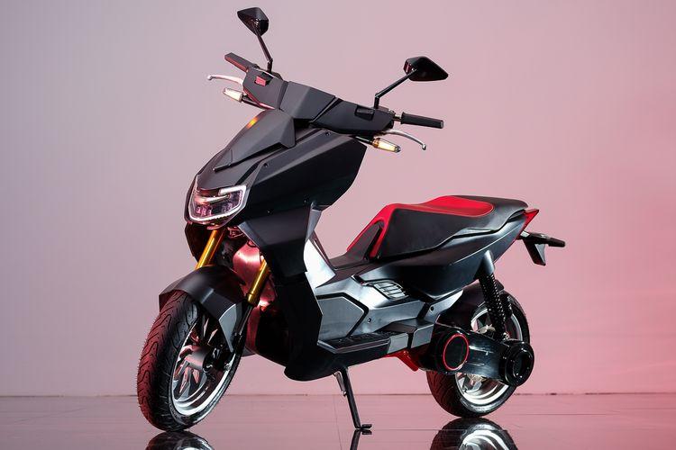 Scorpio Electric X Model