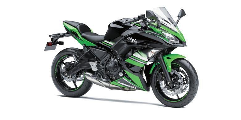 Kawasaki Ninja 650 generasi terbaru lahir di Intermot, Cologne, jerman, Selasa (4/10/2016).
