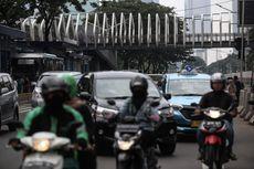Ada Demo Omnibus Law di Istana, Dishub DKI Tutup Ruas Monas