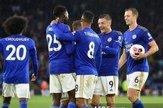 Leicester Vs Newcastle, Menang Besar, The Foxes Duduki Peringkat Ke-3