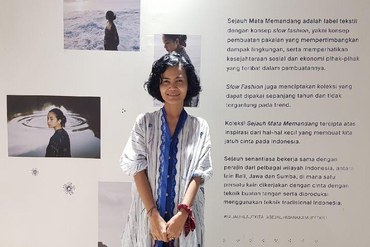 Founder & Creative Director Sejauh Mata Memandang Chitra Subyakto