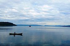 Jaga SDI di Danau Toba, Kementerian KP Lakukan Restocking Ikan