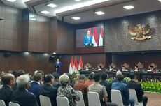 Di Sidang Khusus MK, Jokowi Kembali Singgung Obesitas Regulasi