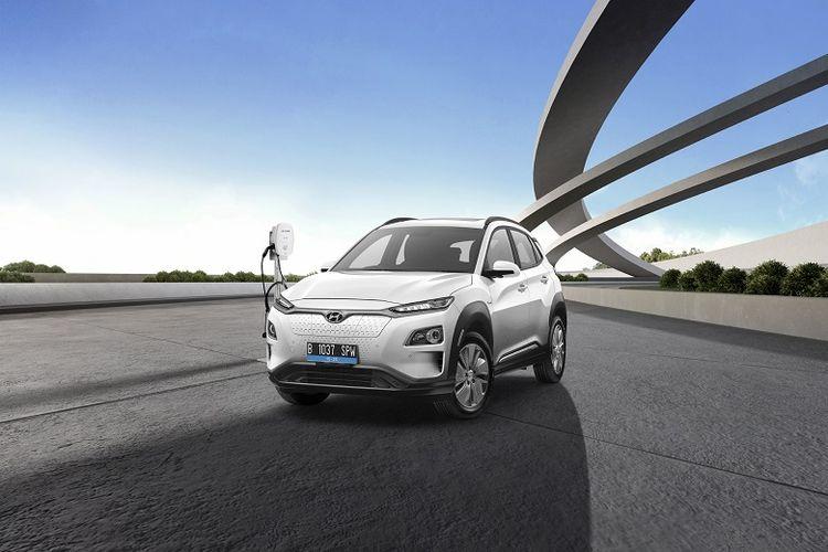 Ilustrasi: Hyundai Kona Electric