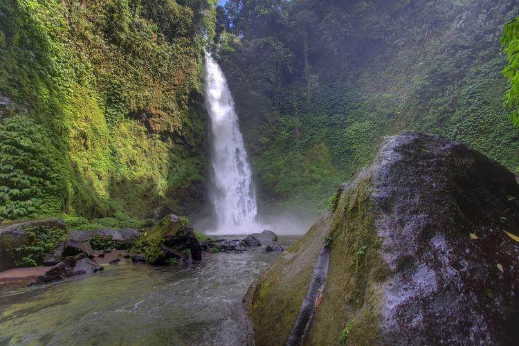 Air Terjun Nung Nung di Bali