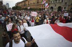 Ratusan Wanita Ditangkap dalam Demonstrasi