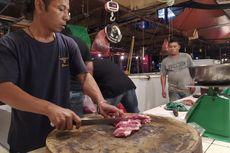 Mogok Jualan, Pedagang di Pasar Anyar dan Pasar Lama Tangerang Berharap Harga Daging Sapi Turun