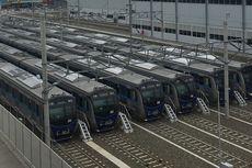 Pemprov DKI Janjikan Tarif MRT dan LRT Terjangkau untuk Masyarakat
