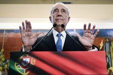 Rebelo de Sousa Kembali Terpilih sebagai Presiden Portugal meski Kasus Covid-19 Melonjak