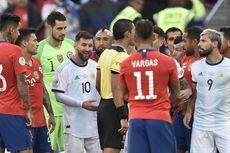 Lionel Messi, 14 Tahun Bela Timnas Argentina Berhias 2 Kartu Merah
