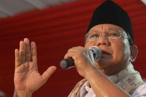 Prabowo ke Cirebon dan Majalengka, Makan Siang di Kediaman Ketua Umum PBNU