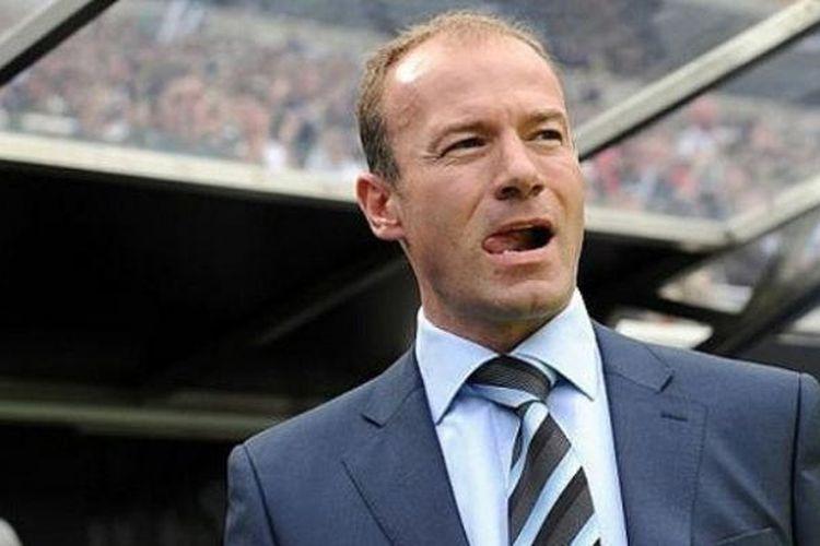 Mantan kapten tim nasional Inggris, Alan Shearer.