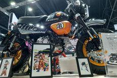 Honda Monkey Dragon Ball, Cuma 100 unit [VIDEO]