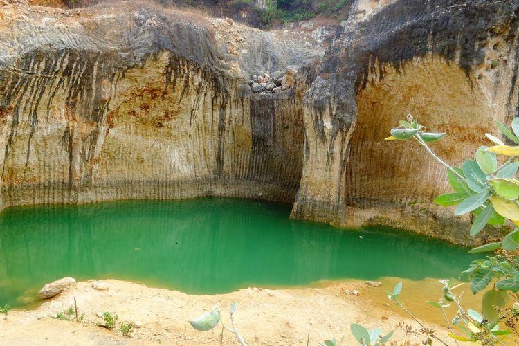 Danau Njowo di Tuban