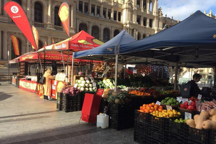 Jan Power?s Farmers Market