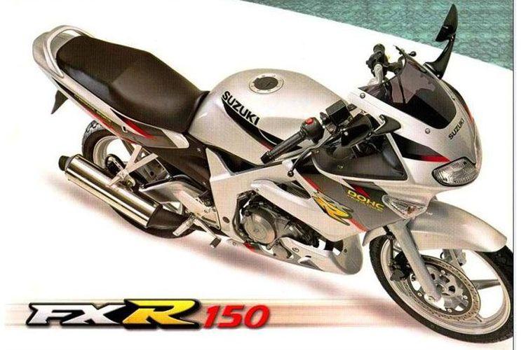 Iklan Suzuki FXR 150