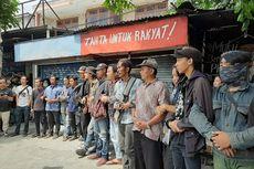 Lapak Dieksekusi, PKL Akan Mengadu ke Keraton Yogyakarta
