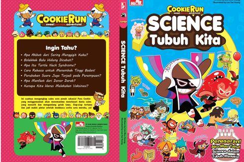 Ajak Anak Belajar Mengenal Bagian Tubuh di Komik Cookie Run Science