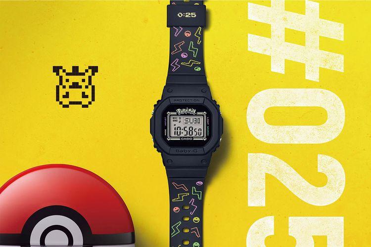 Hari Jadi Casio Pikachu