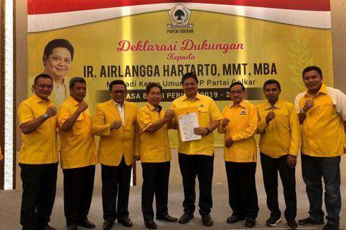 Mayoritas DPD II Jateng Ingin Airlangga Hartarto Kembali Pimpin Golkar