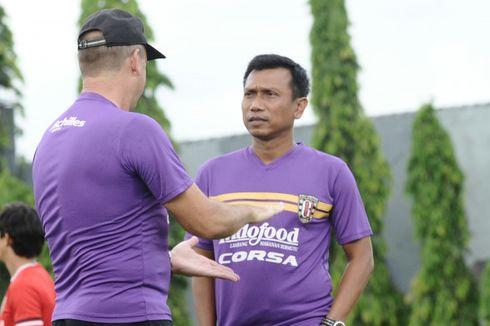 Bali United Akhiri Kerja Sama dengan Widodo Cahyono Putro